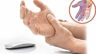 Tirpst pirksti un sāp rokas?