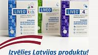 LIVEO – pienskābo un bifidobaktēriju kompleksspieaugušajiem un bērniem