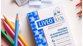 Testa rezultāti: LIVEO pienskābo un bifidobaktēriju komplekss satrauktam vēderam