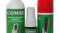 Dr.Leopolds pirmās palīdzības aerosols COMSI - glābiņs dažādās dzīves situācijās!