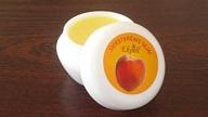Ekoell persiku sviestkrēms sejai