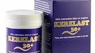Testa rezultāti: KERELAST 30+ gels sabiezētai ādai un nagiem