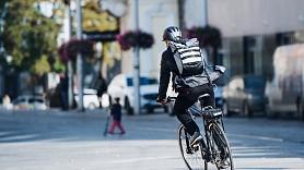 4 būtiskākie ieguvumi, dodoties uz darbu ar velosipēdu