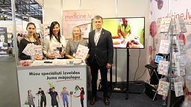 Atklāta starptautiskā medicīnas izstāde Medbaltica 2017 (FOTO)