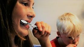 Bērnu zobu un mutes dobuma veselībai