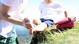 Pirmā palīdzība sev un draugam: Kas jāzina katram bērnam?