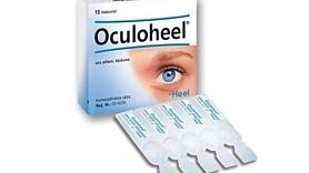 """Testa rezultāti:Acu pilieni """"Oculoheel"""" – homeopātiskais kompleksais preparāts"""