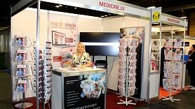 """IepazīstiBaltijas medicīnas nozares jaunumus starptautiskā izstādē """"Medbaltica 2020"""" (FOTO)"""