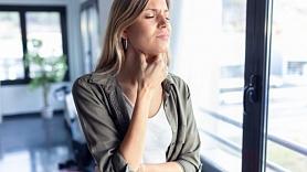 Kā efektīvāk remdēt kakla sāpes?