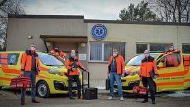 NMPD Specializētās medicīnas centra ārsti kolēģiem citās slimnīcās steigsies palīgā ar jauniem auto