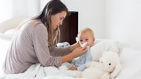 Pediatre: Bērnu veselības problēmas, ko rada sauss gaiss, jāpamana vecākiem<b></b>