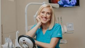 Zobu implanti: zobārstes Māras Valdmanes pieredze, pašai nokļūstot pacienta lomā