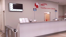 """Zolitūdes mikrorajona iedzīvotājiem beidzot pašiem savs veselības centrs – MFD Veselības centrs """"Zolitūde""""!"""