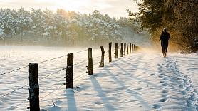 5 svarīgi padomi drošam treniņam ziemas apstākļos