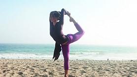 Jūrmalā notiks bezmaksas jogas un ciguna nodarbības brīvā dabā