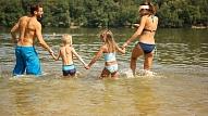 10 veidi, kā peldēšana uzlabo veselību