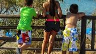 5 drošības jautājumi, ko svarīgi pārrunāt ar bērniem vasaras brīvlaikā