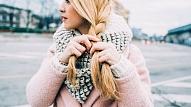 5 ieteikumi, kā rūpēties par matu veselību ziemas periodā