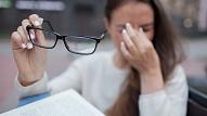 7 izplatītākie iemesli, kāpēc asaro acis