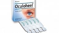 """Acu pilieni """"Oculoheel"""" – homeopātiskais kompleksais preparāts"""