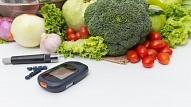 Ārste: Diabēta pacientiem vairāk jādomā par veselīgu un sabalansētu uzturu, nevis ierobežojumiem