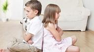 Bērni strīdas! Kā rīkoties vecākiem?