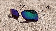 Kā apvienot optiskās brilles ar saulesbrillēm?