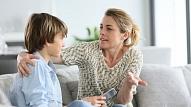 Kā iedrošināt bērnus meklēt palīdzību? Iesaka eksperte
