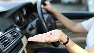 Kāpēc slimības laikā vajadzētu atturēties no auto vadīšanas?
