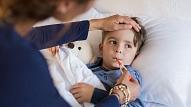 Ko darīt, ja bērns bieži slimo? Iesaka pediatre