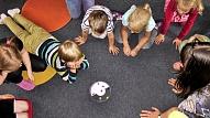Mazais ķipars atgriežas bērnudārzā - kā tikt galā ar stresu un stiprināt imunitāti?