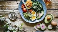 Samazināt svaru un ēst veselīgi var viegli!