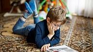 Speciāliste: Vecāki bieži nepievērš pienācīgu uzmanību bērna redzes veselībai