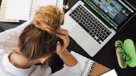 Terapeite: Lai tiktu galā ar stresu, jāatbrīvojas no perfekcionisma