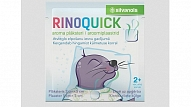 Testa rezultāti: RINOQUICK plāksteris iesnu mazināšanai