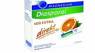 Testa rezultāti: Uztura bagātinātājs MAGNESIUM DIASPORAL 400 EXTRA DIREKT