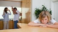 Vardarbība ģimenē: Kā to pārdzīvo bērni?