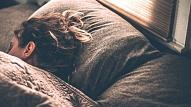 11 vienkārši soļi, kā uzlabot miega kvalitāti