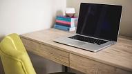 5 padomi ergonomiskam darbam vai mācībām no mājām