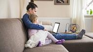 7 padomi, kā rīkoties, ja bērns saskāries ar biedējošu saturu internetā
