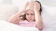 Bērnam galvassāpes:Kas būtu jāzina vecākiem?