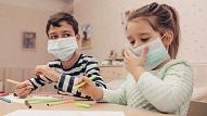 Bērnu slimnīcas ārsti: Masku nēsāšana bērniem ir droša un nepieciešama
