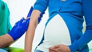 Eksperti: Grūtnieču vakcinācija var apturēt mirstību no garā klepus un saslimstību jaundzimušo un zīdaiņu vidū