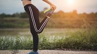 Eksperts: Kā iesildīšanās var uzlabot treniņa rezultātus un pasargāt no traumām?