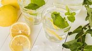 4 gardas un minerālvielām bagātas dzērienu receptes