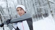Kā padarīt vingrošanu ārā drošu un patīkamu arī aukstajā sezonā?