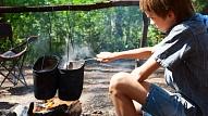 Kā pasargāt bērnu no apdegumiem un applaucējumiem? Skaidro pediatre
