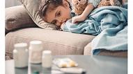 6 ieteikumi, kā stiprināt bērnu imunitāti vīrusu sezonā