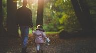 Kā tētim veidot attiecības ar bērnu pēc šķiršanās? Skaidro psiholoģe