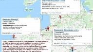 NVD: Pacientiem arī ārpus Rīgas būs iespēja ar savu auto doties nodot valsts apmaksātasCOVID-19 analīzes